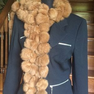 Accessories - Fur Scarf